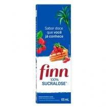 Adoçante Sucralose Finn - 65ml -