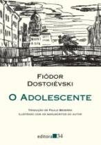 Adolescente, O - Editora 34 - 952581