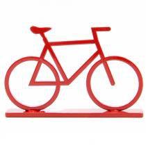 Adorno Bicicleta BC01G Vermelho - Vermelho - Geton Concept