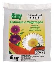 Adubo dimy 04-14-08 500 g com 24 - Dimy