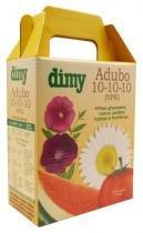 Adubo dimy 10-10-10 granulado 12 x 1 kg - Dimy