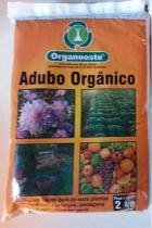 Adubo Vegetal Organico Plantas Hortaliças  2kg - Pet import