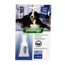 Advantage Antipulgas e Carrapatos Cães acima 25kg - Bayer - Bayer