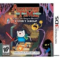 Adventure time explore the dungeon because i dont know! - 3ds - Nintendo