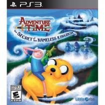 Adventure time the secret of the nameless kingdom - ps3 - Sony