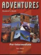 Adventures Pre Intermediate Student Book - Oxford - 1