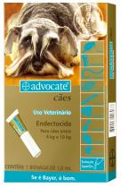 Advocate Cães de 4kg a 10kg Bayer