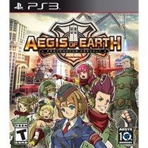 Aegis of earth: protonovus assault - ps3 - Sony