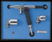 Aerógrafo Profissional Gravidade Micro Pintura 7 ou 9ml Bico 0,2mm - Puma