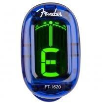 Afinador Cromático California Series FT-1620 Azul - Fender - Fender