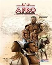 Afro I - A Africa e os Africanos no Brasil - Ensino Fundamental I - Integrado - Edjovem - didaticos