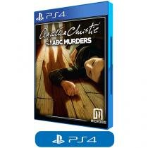 Agatha Christie ABC Murders para PS4 - Kalypso