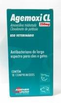 Agemoxi CL  250 mg Agener - agener