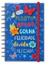 Agenda 2018 - Plante Amor - M - Fina ideia