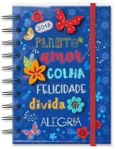Agenda 2018 - Plante Amor - P - Fina ideia