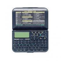 Agenda eletrônica - 32 Kb EL6490BR Sharp -