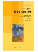 Agent tres secret - niveau a2 - cd audio inclus - 9782278064175 - Didier/ hatier