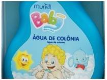 Água de Colônia Infantil Nova Muriel Baby Menino - 100ml