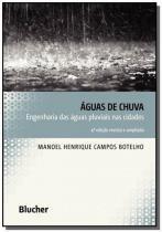 Aguas de chuva - Edgard blucher