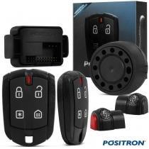 ALARME AUTOMOTIVO CARRO POSITRON FX 330 DESLIGA SOM - Pósitron