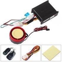 Alarme Universal Anti roubo p/ Moto 12V com Controle ITEM NO:80242 - Ab Wheel