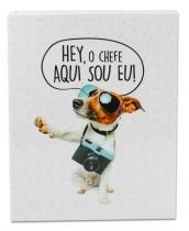 Album De Fotos Pet Lovers Cachorrinho Chefe - 160 Fotos - Bv albuns