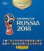 Album - Fifa World Cup Russia 2018 - Capa Dura - Panini livros