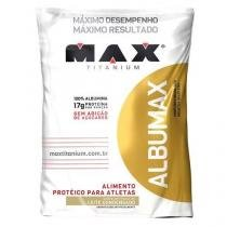 Albumax 100 - 500g Leite cond. - Max Titanium -