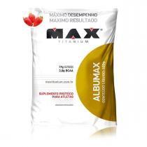 Albumax 500g max titanium - Morango -