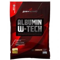 Albumin W-Tech 500g Chocolate - Body Action