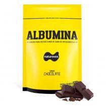ALBUMINA 500g NATUROVOS - Chocolate -