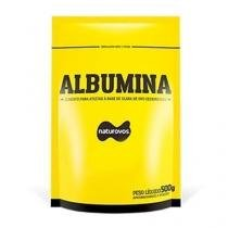 Albumina - 500g - Naturovos - Natural - Naturovos
