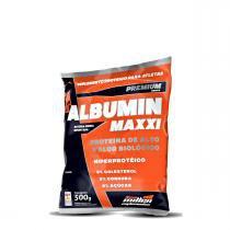 Albumina ALBUMIN MAXXI PREMIUM SERIES - New Millen - 500grs - Sem Sabor -