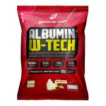 Albumina Albumin W-Tech - Body Action - Refil 500g -