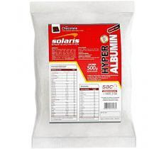 Albumina Hyper Albumin 500g sem Sabor - Solaris Nutrition