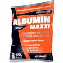 Albumina Maxxi 500g Morango com Banana - New Millen