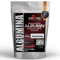Albumina Protein 0 Lactose  500 gramas - Steel Made -