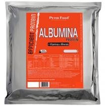 Albumina Protein Refil 500g Morango - Peter Food