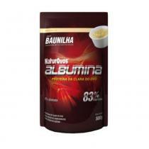 Albumina Pura 500gr com sabor - Naturovos - Naturovos