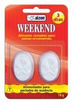 Alcon Alimentador 3 Dias Weekend 16 gr - Alcon Pet