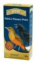 Alcon Club Sabiá e Pássaro Preto 500 gr - Alcon Pet