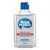 Álcool Gel Total Protect 120ml - Total Protect -