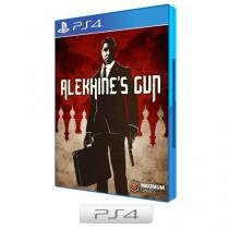 Alekhines Gun para PS4 - Maximum Games