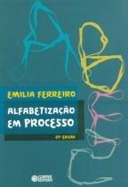 Alfabetizacao Em Processo - Cortez - 1