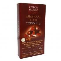 Alfarroba Barra Cranberry c/3 25g - Carob House - Diversos