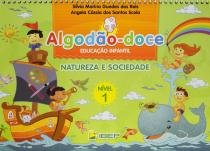Algodao Doce Natureza E Sociedade 4 Anos - Ibep - 1