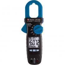Alicate Amperímetro Digital ET3333 Azul com Preto Minipa - Minipa