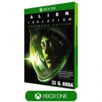 Alien: Isolation - Nostromo Edition para Xbox One - Sega