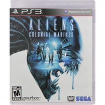 Aliens: colonial marines - ps3 - Sony