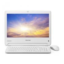All in One Positivo Union UDi3150 com Celeron 4GB 500GB LED 18,5 polegadas Linux -